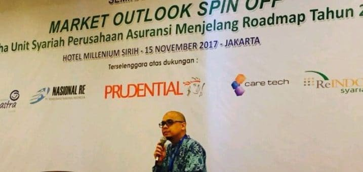 Market Outlook Spin Off Insurance Sharia Business Unit for Insurance Companies in the run up to Road Map 2020