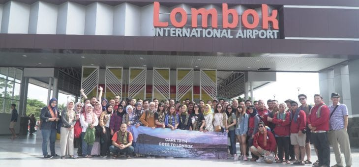 Corporate Outing – LOMBOK & GILI TRAWANGAN 2019