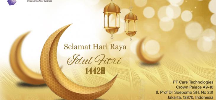 [CARE] Selamat Hari Raya Idul Fitri 1442 H